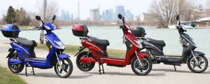 "East Coast "" eBikes, eMotorcycle,  eScooter Dealer for PEI"