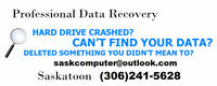 Data Recovery Services. GET your data BACK