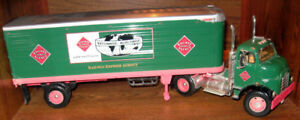 Ertl Railway Express 54 GMC Diesel 950 Transport Truck Trailer