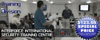 Security guard training  courses in Toronto with placements!