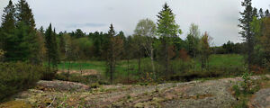 French River (non water front)...last lot end of road