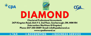 Personal Tax, Corporate Tax, Accounting & Bookkeeping
