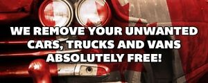 FREE SCRAP CARS removal free TOWING,,or we pay. depend on