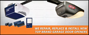 $95 Garage Doors Opener Installation &Repair London Ontario image 7