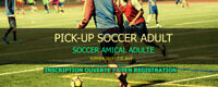 PICK-UP /SOCCER/AMICAL