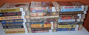 26 Western Paperbacks
