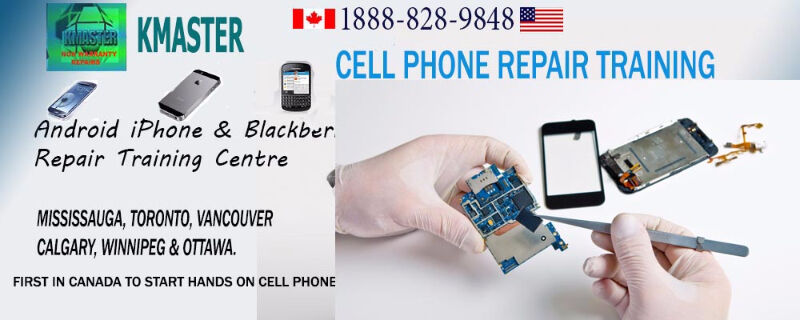 Cell Phone Repair Course Mobile Technician Training Calgary Cell