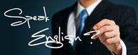 Cours d'anglais privés pour débutant et intermédiaire!