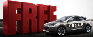 Referral Code Free Unltd. Supercharging for Tesla Model X, S, 3P