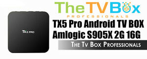 Canadian Android Tv Boxes - The Tv Box Professionals Cambridge Kitchener Area image 2