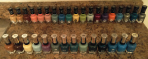 Sally Hansen Miracle Gel and Complete Salon Manicure Nail Polish