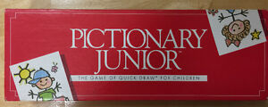Pictionary Junior Game from Hasbro