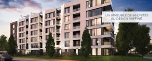 Vieux Longueuil - condo neuf de luxe - Stationsud - Station sud