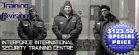 SECURITY GUARD TRAINING COURSES IN TORONTO WITH JOB PLACEMENTS!!