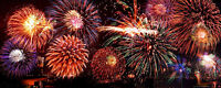 Professional Pyrotechnics/Fireworks services