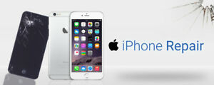 THE CHEAPEST PRICE FOR IPHONE SCREEN REPAIR! STARTING FROM $ 40