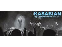 Kasabian live at Newport centre - 1 ticket for sale
