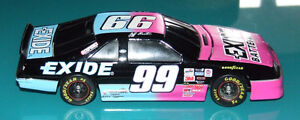 5 Different 1/24 Scale NASCAR Race Cars - $30.00 +