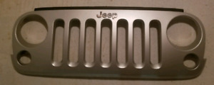 2012 Jeep Wrangler Factory Grille