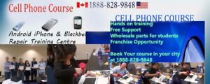 Cell phone Repair technician Course new immigrants welcome