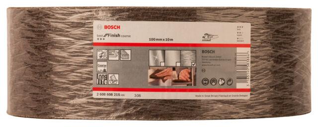 """Bosch Vliesrolle """"Best for Finish Coarse"""" / 10 Meter"""