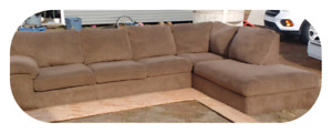 Sectional couch and sofa