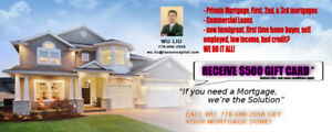 Best Mortgage Rates, No income, Low credit, High Debt, Private