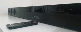 Sharp 2.0 Sound Bar