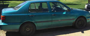 1993 Volkswagen Jetta TD Sedan / Selling Complete Car For Parts