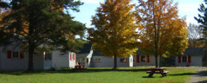 Two Night Stay at Riverview Cottages in Parrsboro, NS