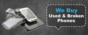 I Buy Used and Broken iPhone, Samsung & Laptops