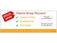 Hijama(Cupping) Treatment for Back pain, Insomnia, Depression, Headache, Hay-fever Home visit