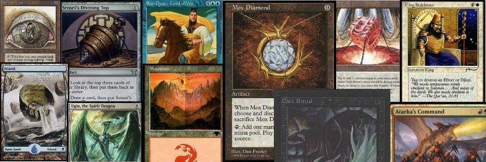 Awkward Melon Magic Cards