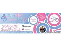 NorPIP Bike Ride 2017