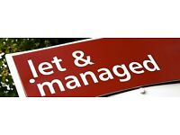 0% LETTING & MANAGEMENT FEES - FURNISHED HOUSES URGENTLY REQUIRED - TENANTS WAITING