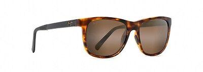 Maui Jim - Polarisierte, klassische Sonnenbrille - Tail Slide-H740-10CM BRONZE