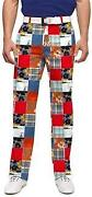 Mens Madras Pants