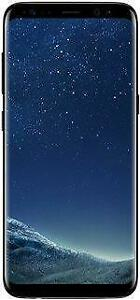 Galaxy S8 64 GB Black Unlocked -- Canada's biggest iPhone reseller Well even deliver!.