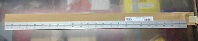 Starrett Ruler Cb24-4r