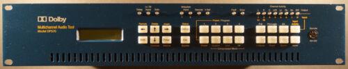 Dolby Digital DP570 Multi-Channel Audio Tool
