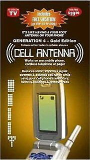 Cell Phone PDA Antenna Booster