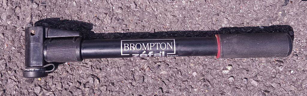 BROMPTON HIGH PRESSURE PUMP