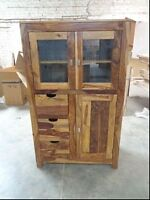 •	SIDEBOARDS, CABINETS - WAREHOUSE CLEARANCE END OF STOCK