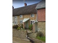 Three Bedroom Thatched Cottage with Large Garden