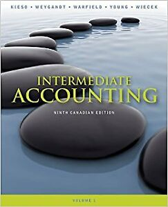 Intermediate Accounting, Vol. 1, 9th Canadian Edition