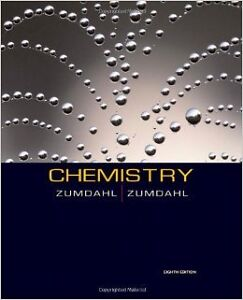 Chemistry textbook and Student Study Guide