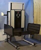 Outside Wheelchair Porch Lift or Incline Lift