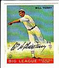 Big League Chewing Gum Cards