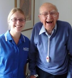 Care and Support Worker with Home Care Provider - £9.00 per hour
