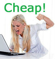 CHEAP! Computer Fix Repair inhome Services XBMC Android Laptops